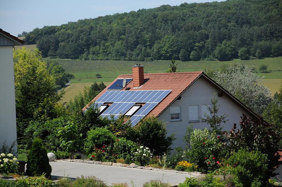 5 04 kwp photovoltaikanlage stetten schneider solar. Black Bedroom Furniture Sets. Home Design Ideas