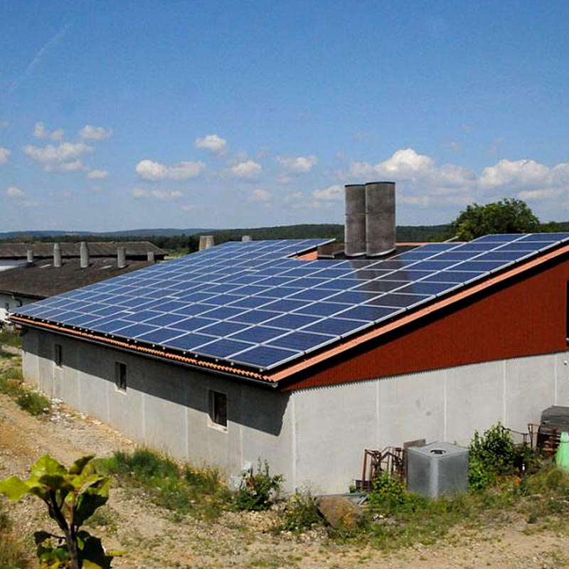 Photovoltaikanlage-Ansbach