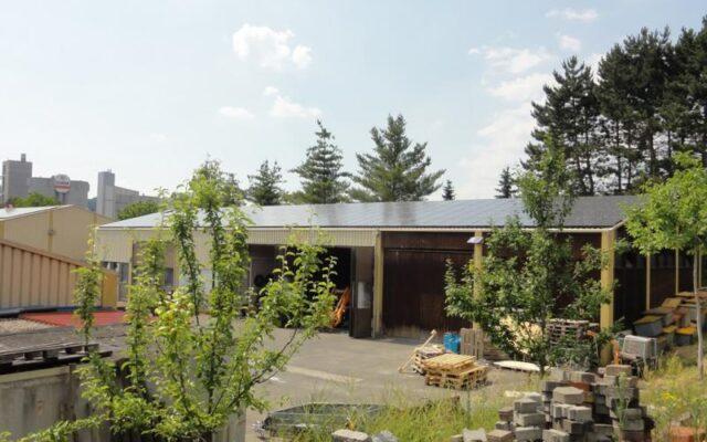 Photovoltaikanlage-Karlstadt