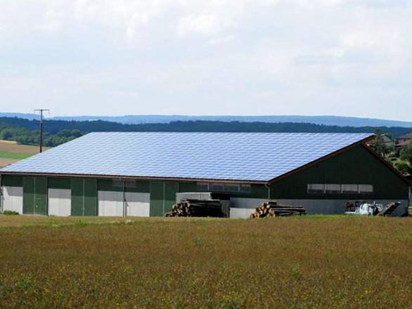 Photovoltaikanlage-Steinfeld