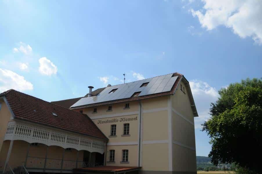 Photovoltaikanlage-Trimberg