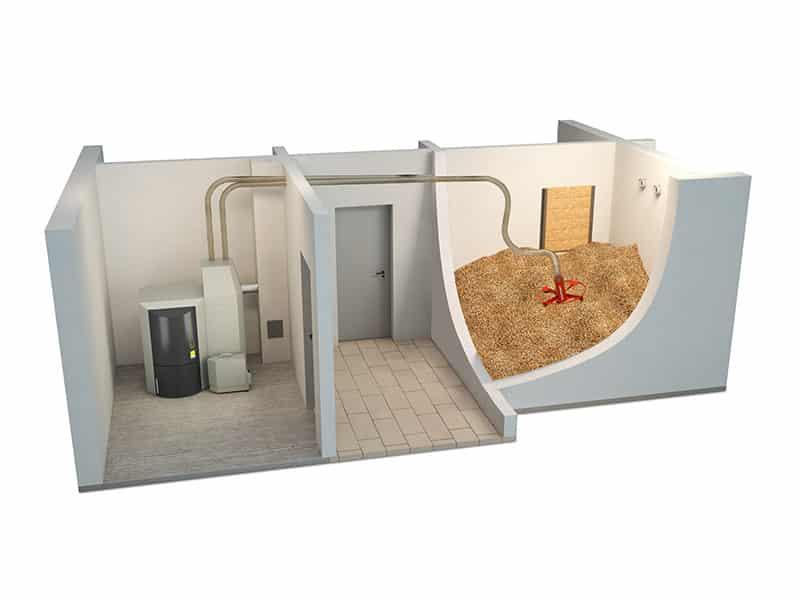 unsere holzpelletsheizungen von paradigma schneider solar. Black Bedroom Furniture Sets. Home Design Ideas