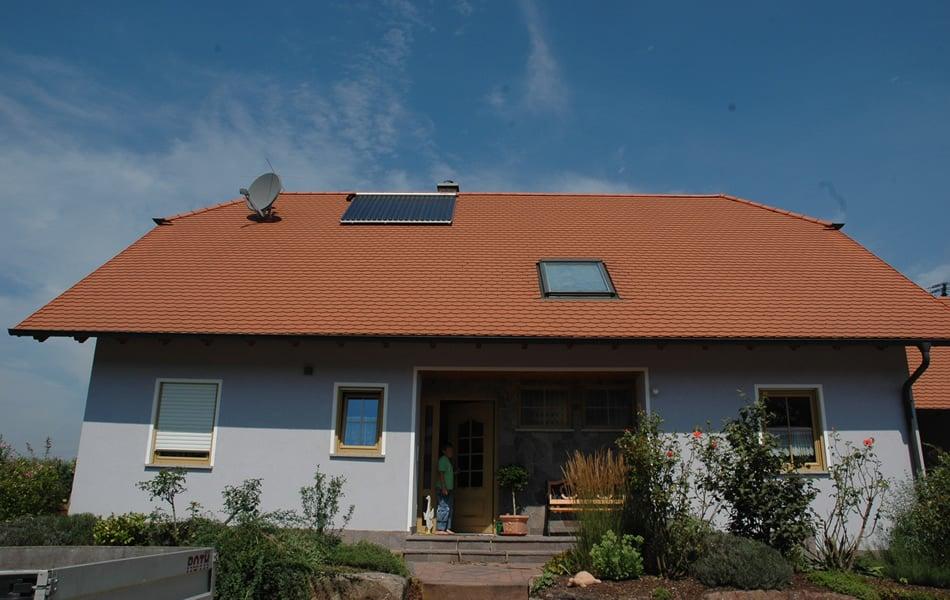 Karbach-Solarthermieanlage