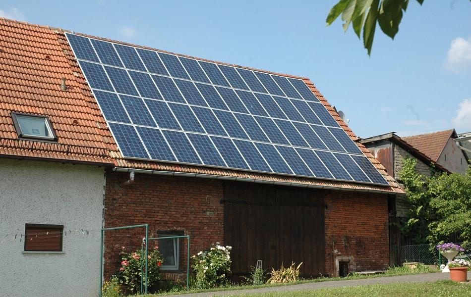 Lohr-Sendelbach-Solarstrom