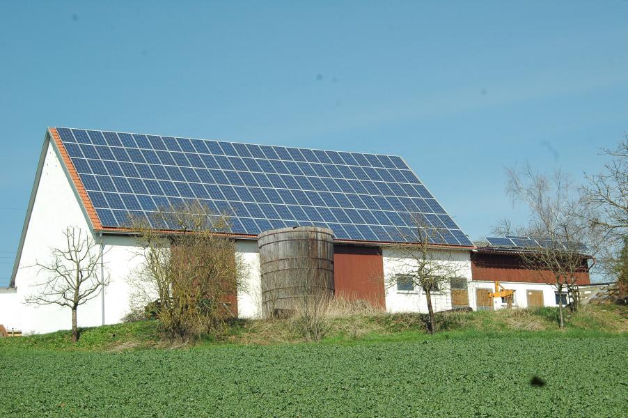 Photovoltaik-Eussenheim
