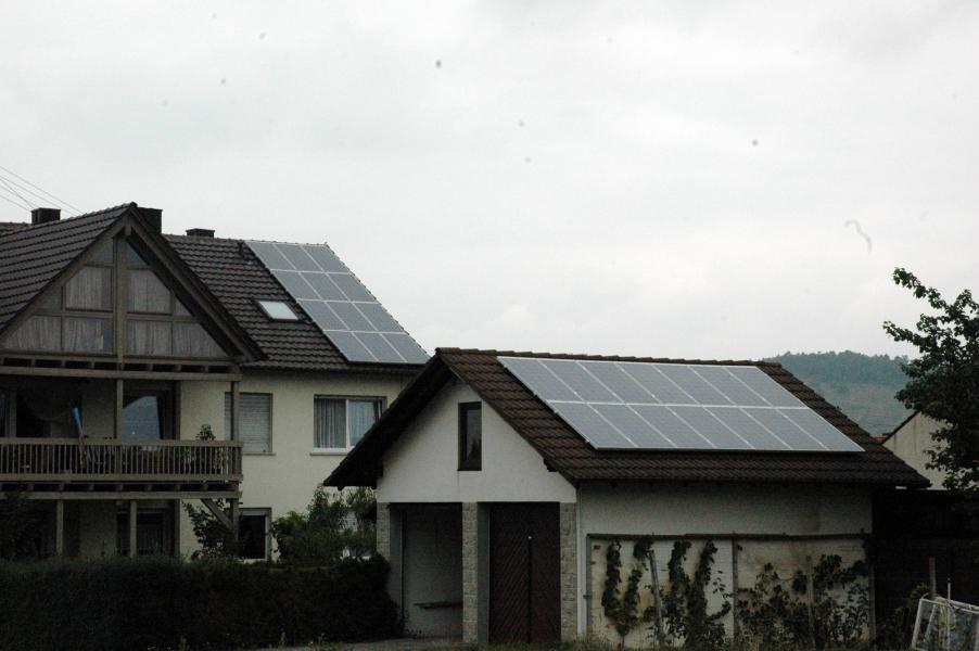 Photovoltaik-Karlburg