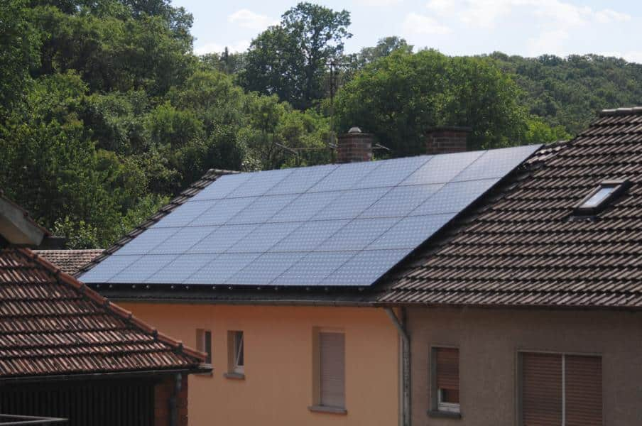 Photovoltaik-Trimberg