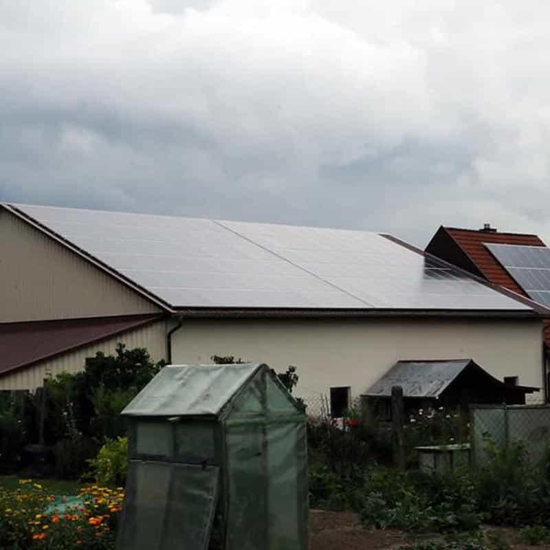 Photovoltaikanlage-Gemünden