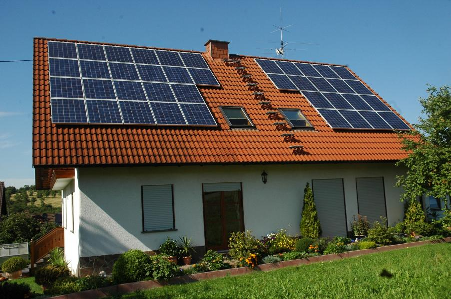 Photovoltaikanlage-Hoellrich