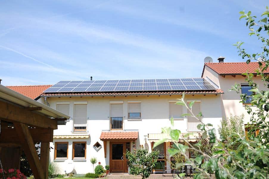 Photovoltaikanlage-Karlstadt-Bosch