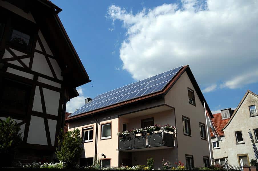 Photovoltaikanlage-Langendorf