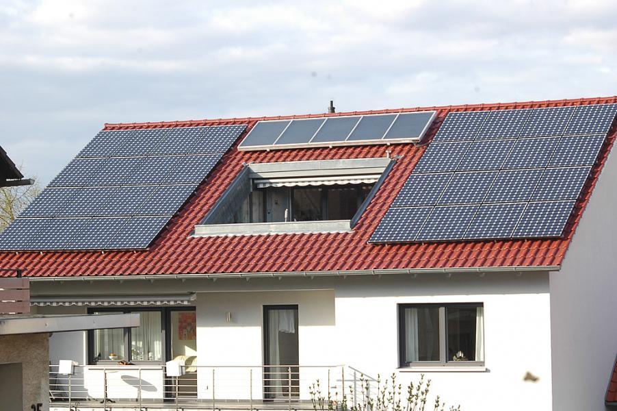 Photovoltaikanlage-Laudenbach