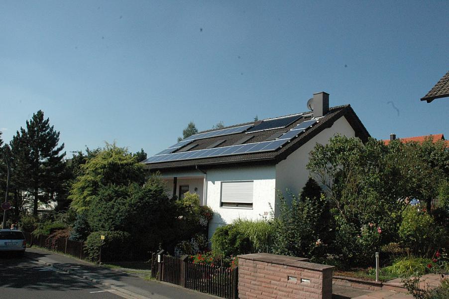 Photovoltaikanlage-Michelrieth
