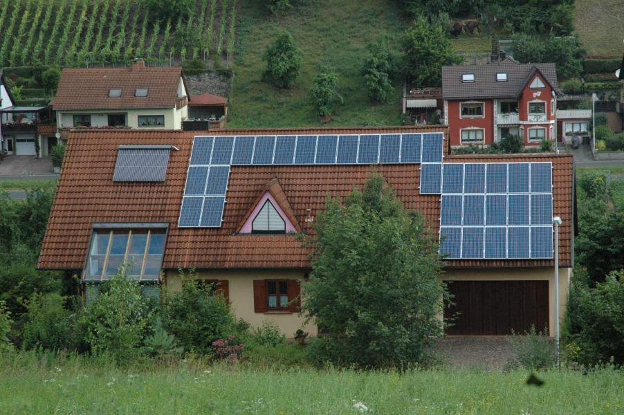 Photovoltaikanlage-Retzstadt