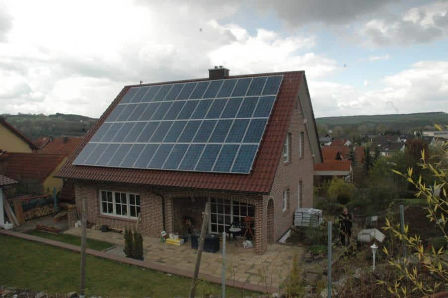 Photovoltaikanlage-Speelmann-Thuengen
