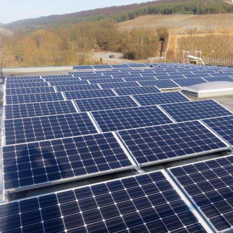 Photovoltaikanlage-Thüngersheim