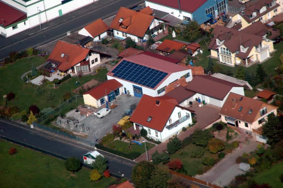 Photovoltaikanlage-Zellingen