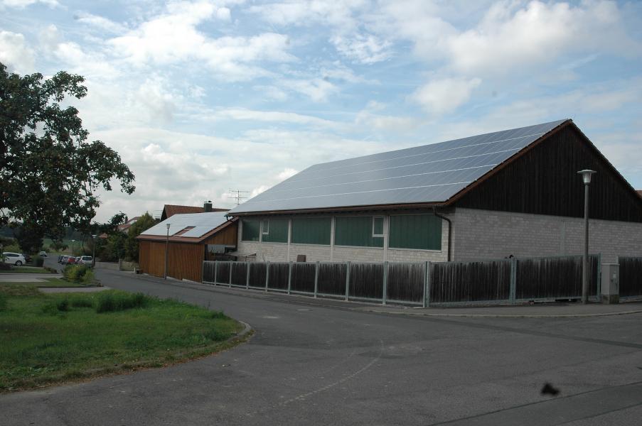 Photovoltaikanlage-dipbach