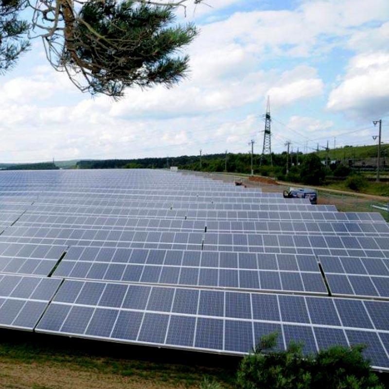 Solarpark-Wiesenfeld
