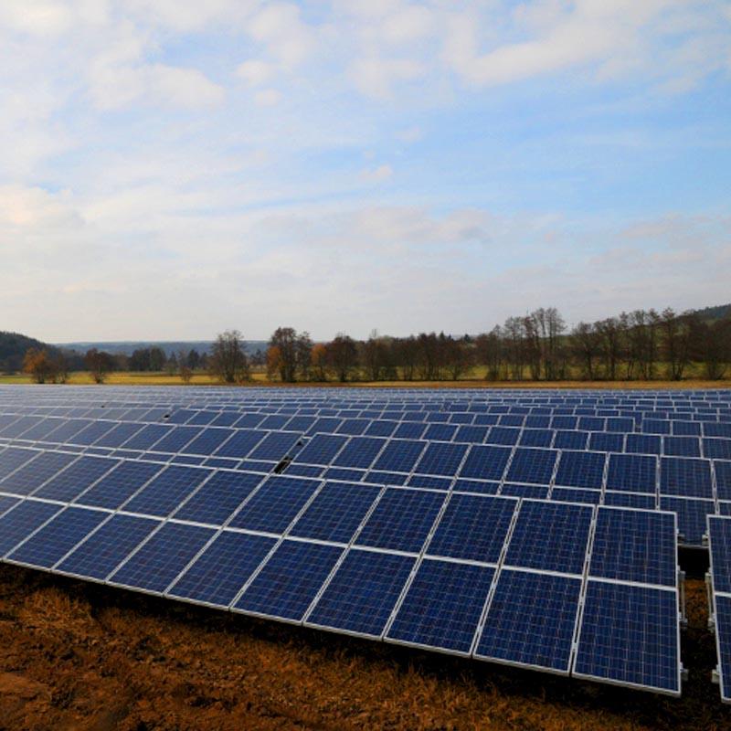 Solarpark-Eussenheim